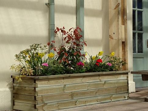 Terrace Planter